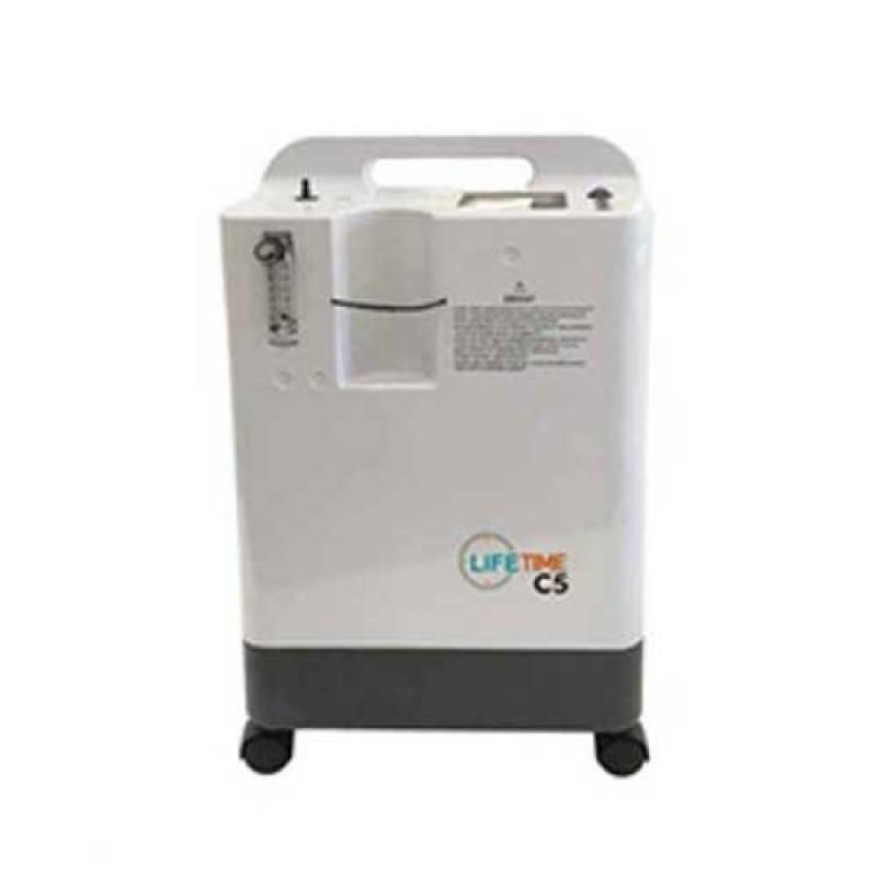 Lifetime C5 Ev Tipi Oksijen Konsantratörü 5 Lt